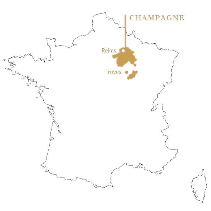 Champagne_Karte